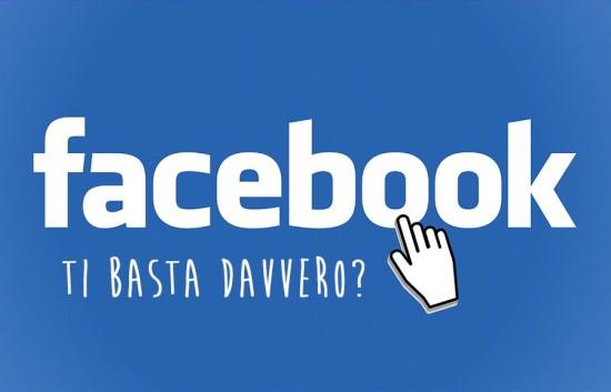 Facebook o sito web? Cosa è meglio usare per promuoversi?