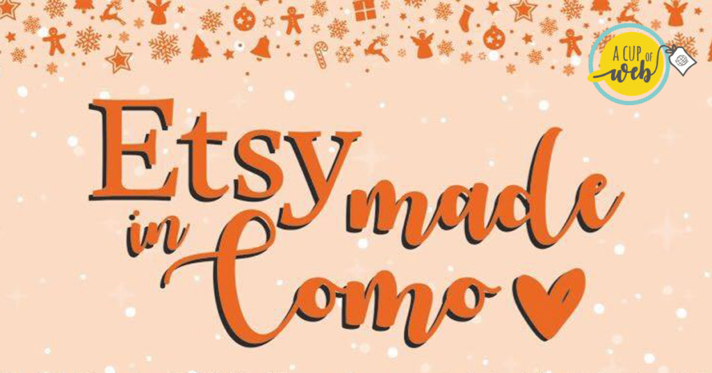 Etsy Made in Italy Como: l'evento handmade dell'anno!