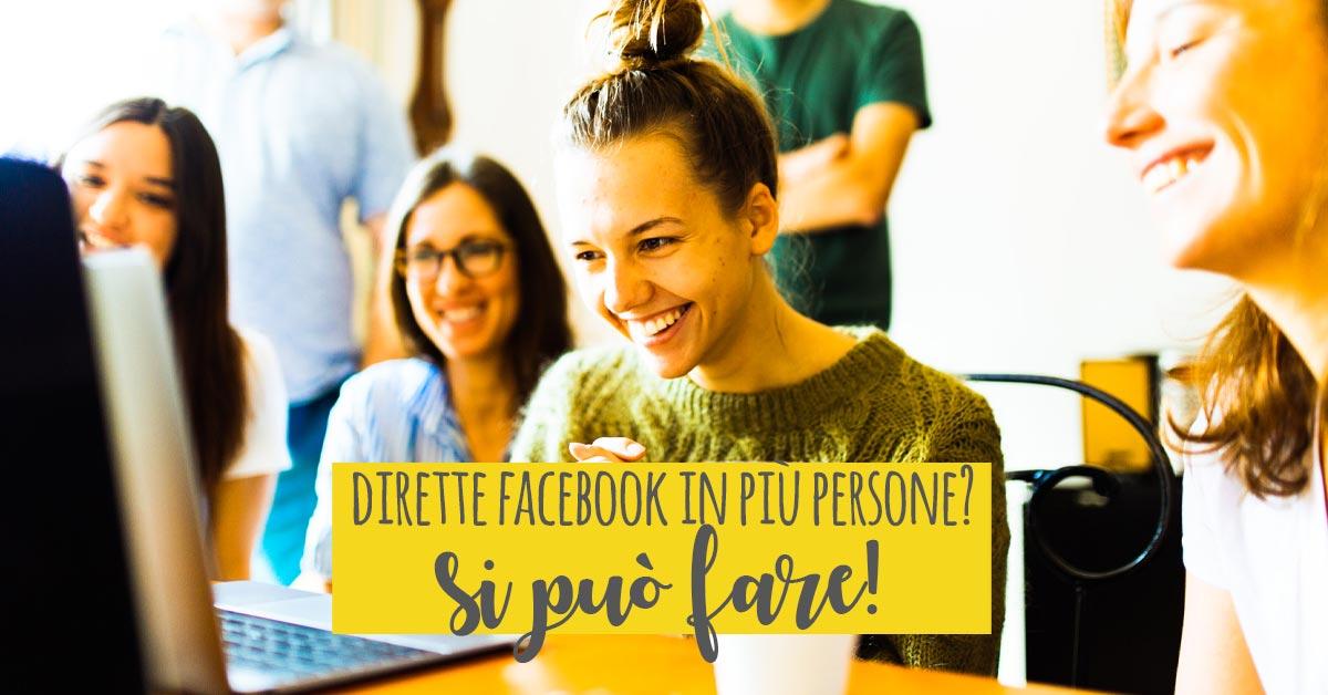 Tutorial Come Fare Una Diretta Facebook In Due O Piu Con Obs