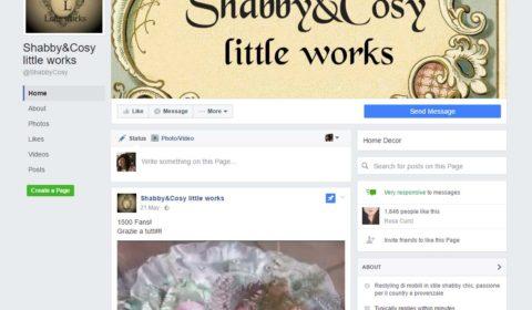 valutazione pagina facebook