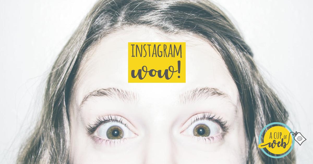 b4987d6930b2 Idee per il tuo profilo Instagram: ecco come rendere il tuo feed  spettacolare