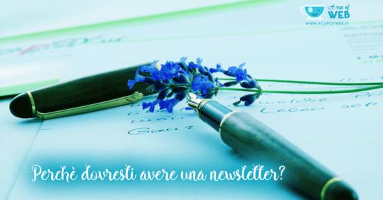 Perché se hai una piccola attività dovresti avere una newsletter?