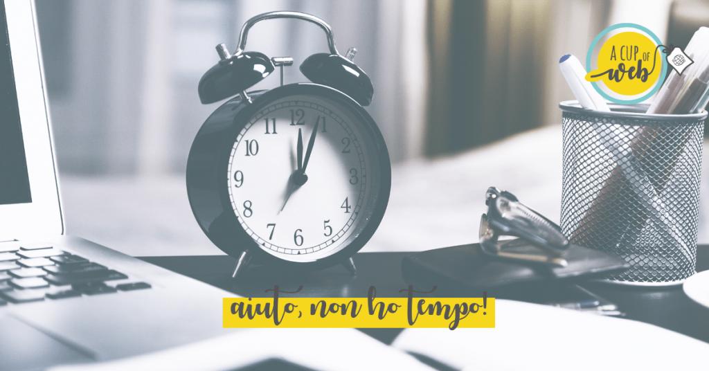 Produttività per freelance e piccole attività: consigli da una professionista!