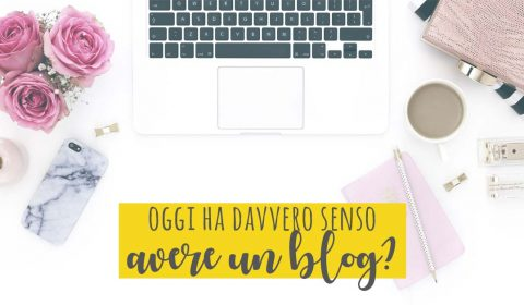 perché creare blog creativa handmade