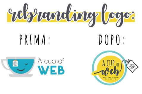 rebranding logo esempio